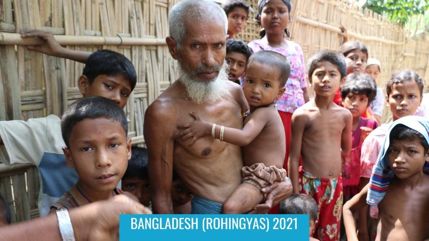 BANGLADESH ROHINGYAS